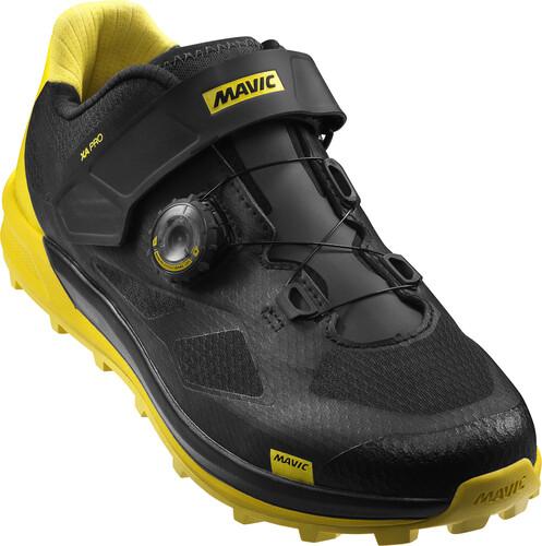 Mavic Chaussures Noires Avec Velcro Pour Les Hommes DWNiA9wHO1